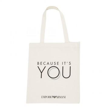 Regalo Armani Because It's You Bag
