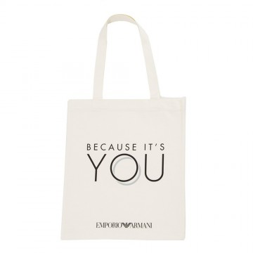 Regalo Armani Because It's You Bag