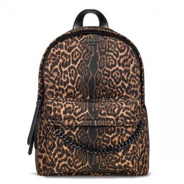 Leopard Python City Backpack