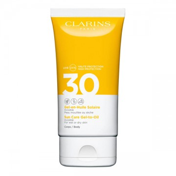 Sun Care Gel-to-Oil Body SPF30