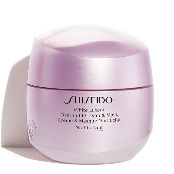 White Lucent Overnight Cream & Mask