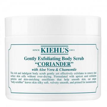 Gently Exfoliating Body Scrubs Coriander