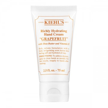 Kiehls Richly Hydrating Hand Cream Lavander
