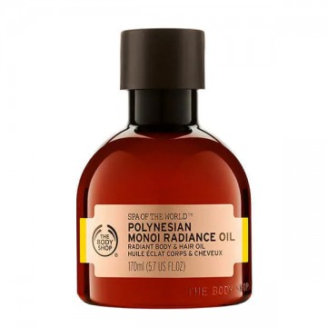 Spa Of The World Polynesian Monoï Radiance Oil
