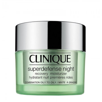 Superdefense Night Recovery Moisturizer (Combination Oily/Olily)