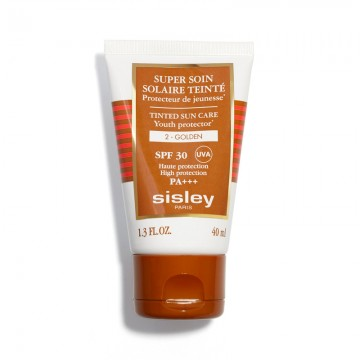 Super Soin Solaire Tinted Sun Care SPF30 N°2 Golden