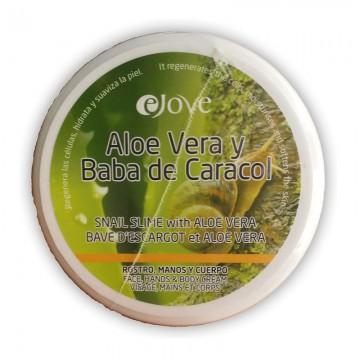 Crema Aloe Vera y Baba de Caracol