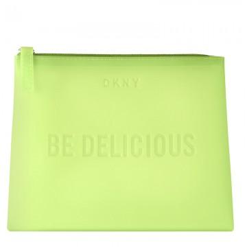 Regalo DKNY Green Pouch