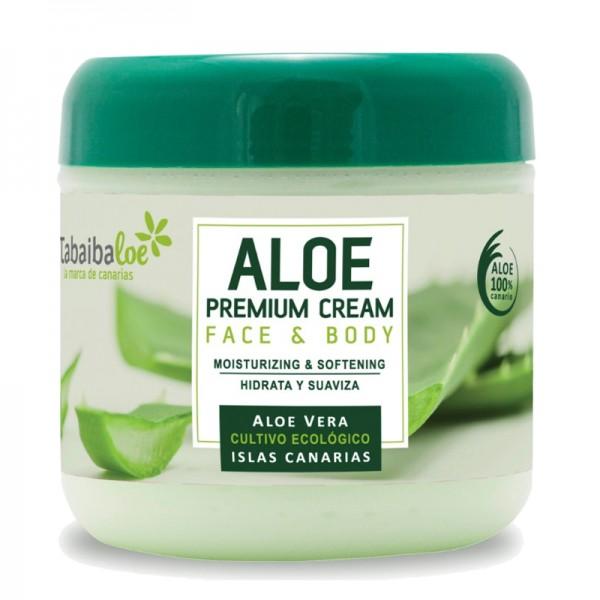 aloe vera face and body cream