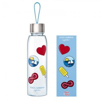 Regalo Dolce & Gabbana Light Blue Water Bottle