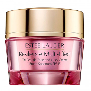 Resilience Multi-Effect Trip-Peptide Face and Neck Creme SPF15