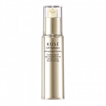 Cell Radiance with Soja Repair Cocktail Contouring Lift Age-Targeting Serum