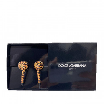 Regalo Dolce & Gabbana Leopard Earphone