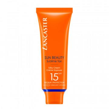 Sun Beauty Face Creme Silky Touch SPF15