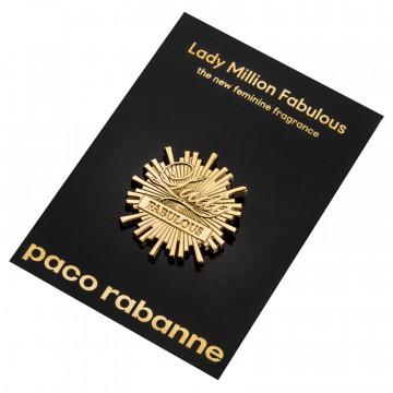 Regalo Paco Rabanne Lady Million Pin