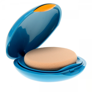 Sun UV Protective Compact Foundation Medium Beige SP60 SPF30