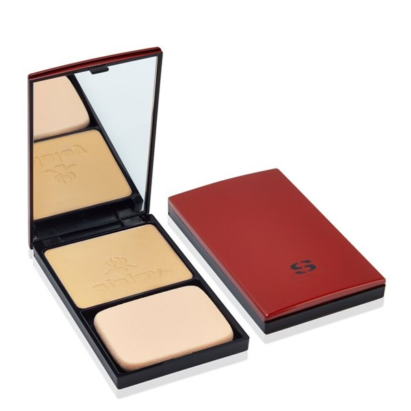Image of Sisley Base et Primer Phyto-Teint Eclat Compact 1 IVORY