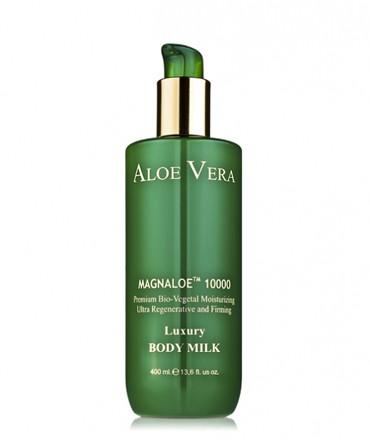 Aloe vera cosmética natural