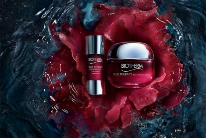 Repair visible signs of aging with the new Biotherm® anti-aging cream